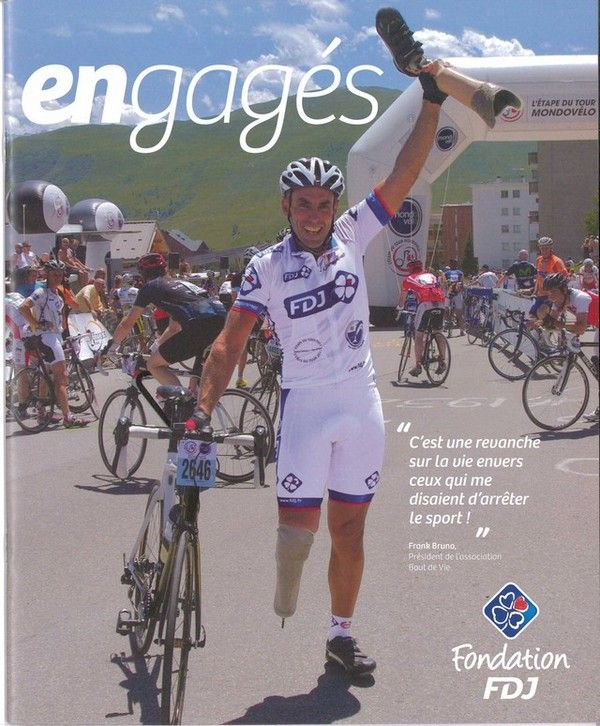 magazine ENGAGES de la FDJ